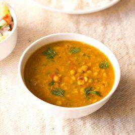 Chana Dal (With Step by Step Photos) » Dassana's Veg Recipes