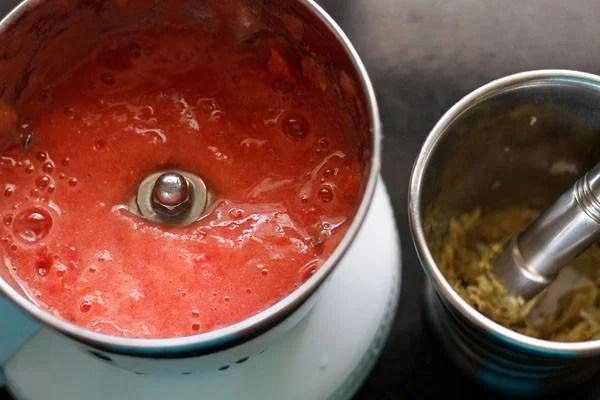 tomato puree for dal bukhara recipe