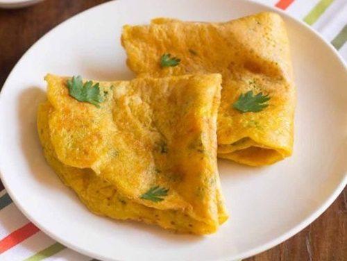 moong dal chilla recipe, how to make moong dal cheela recipe