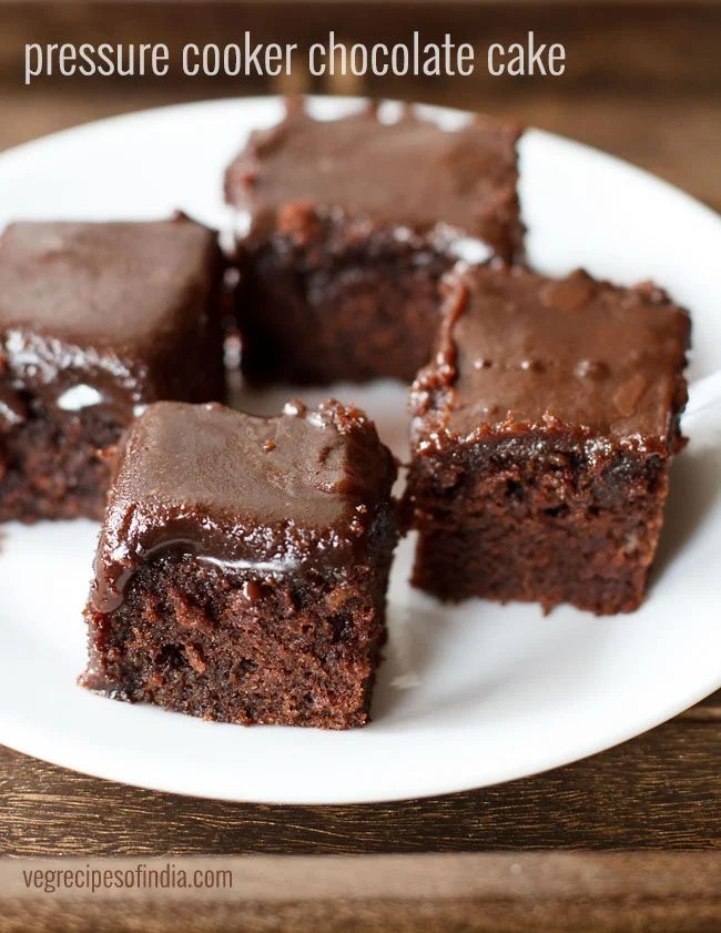 How To Make Cake Without Oven Chocolate Cake Without Oven Egg Free