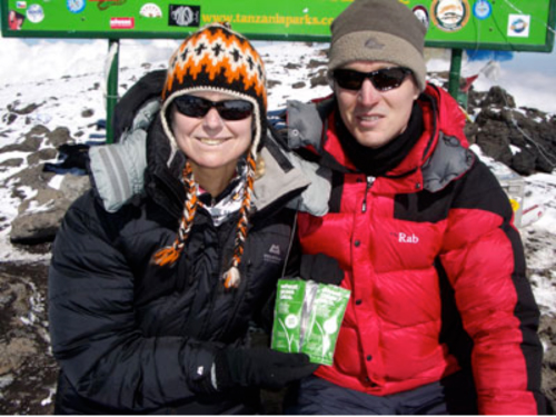 Max Kilimanjaro Vegus Juices