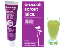 Broccoli Sprout Juice