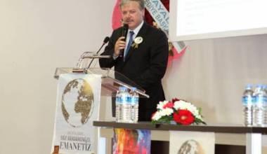 Kutlu Doğum Kuşadası Kaleiçi Camii Bahçesi Açılış Konuşması-2015