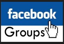 Facebook Gruplarım