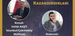 İnstagram'da Canlı Yayın'a Katıldık-Ramazan Ayının Kazandırdıkları