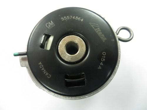 small resolution of adjustable alternator timing belt tensioner pulley for chevrolet cruze 55574864