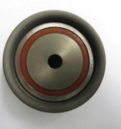 timing belt idler pulley belt tensioner pulley for chevrolet optra 96413864 [ 1066 x 800 Pixel ]