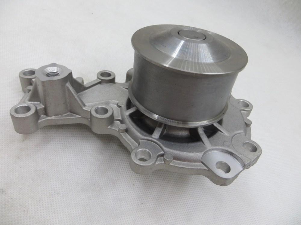 medium resolution of isuzu water pump