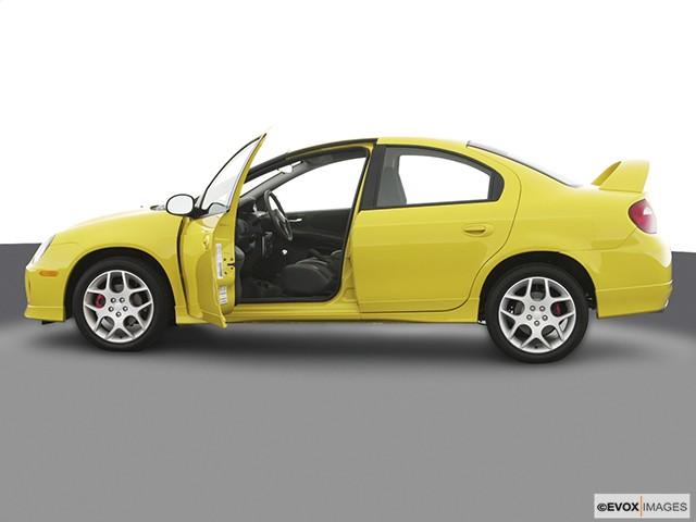 2004 Interior Dodge Neon
