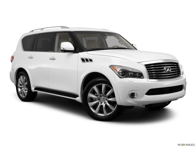 Qx56 Auto Cruise Control System Features Intelligent Cruise Control