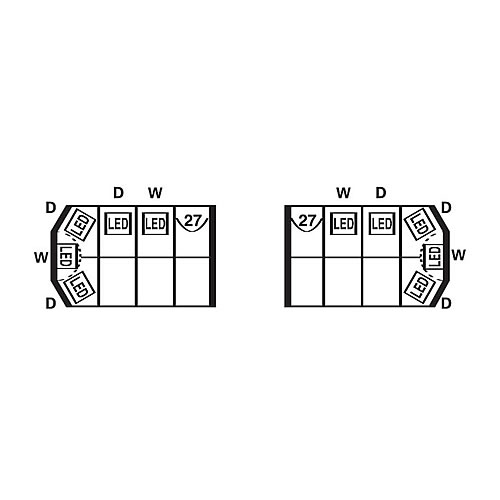 Code 3 Led X 2100 Wiring Diagram Code 3 2100 Parts Wiring