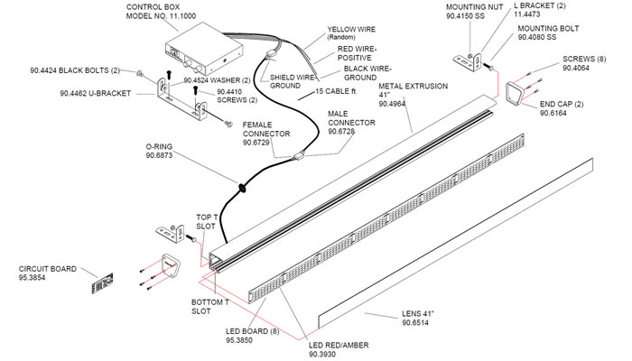 sho me wig wag wiring diagram 2008 ford f250 radio whelen uhf2150a 30 images 11 2741 lg lights diagrams at