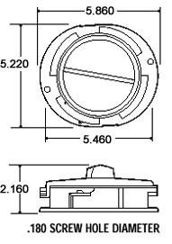 Truck Lite Document Holder 97960