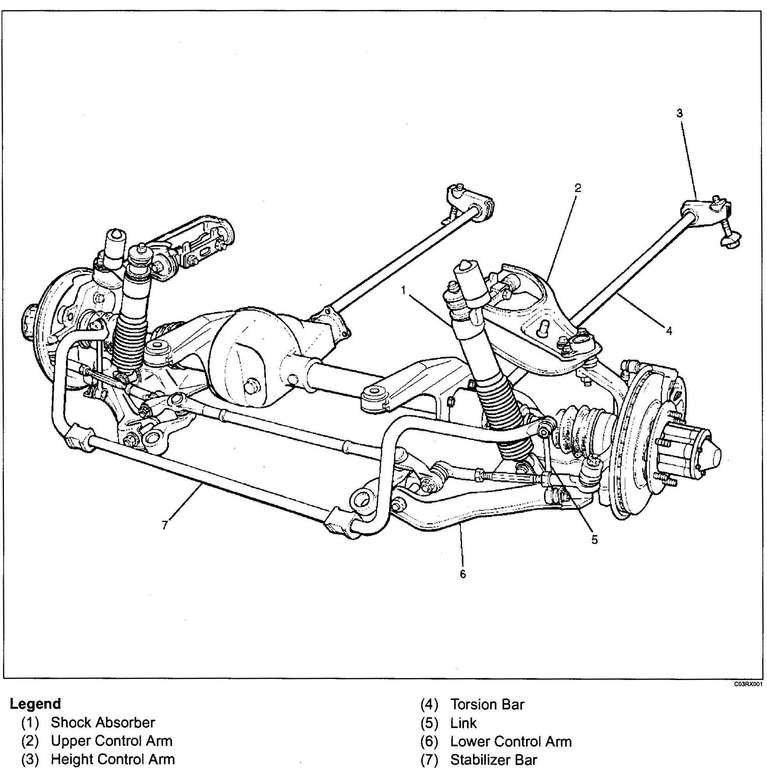 Isuzu rodeo manual transmission