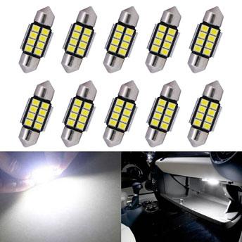 migliori luci a LED per plafoniera per Auto