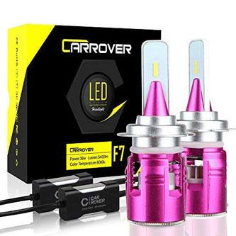 Lampada Alogena vs Lampada LED per Auto