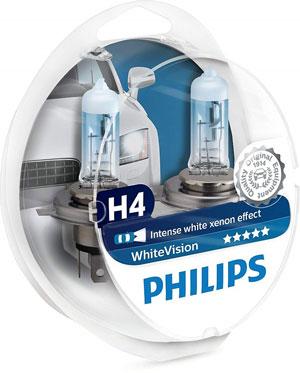Recensione Philips White Vision Effetto Xenon H4
