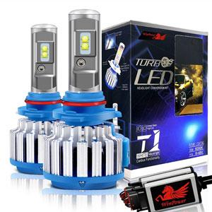 migliori lampade HB3 a LED auto