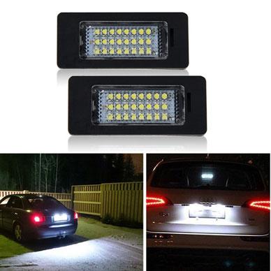 migliori lampade targa per Auto