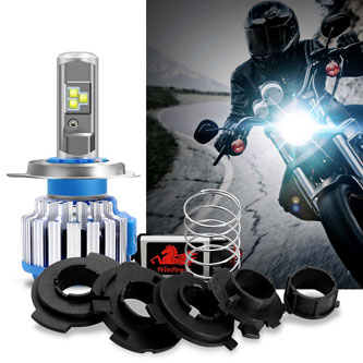 migliori lampadine led per moto
