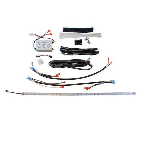 SINGLE LED CLEANLIFE WITH MEANWELL POWER SUPPLY KIT