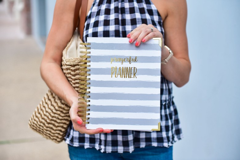 prayerful planner