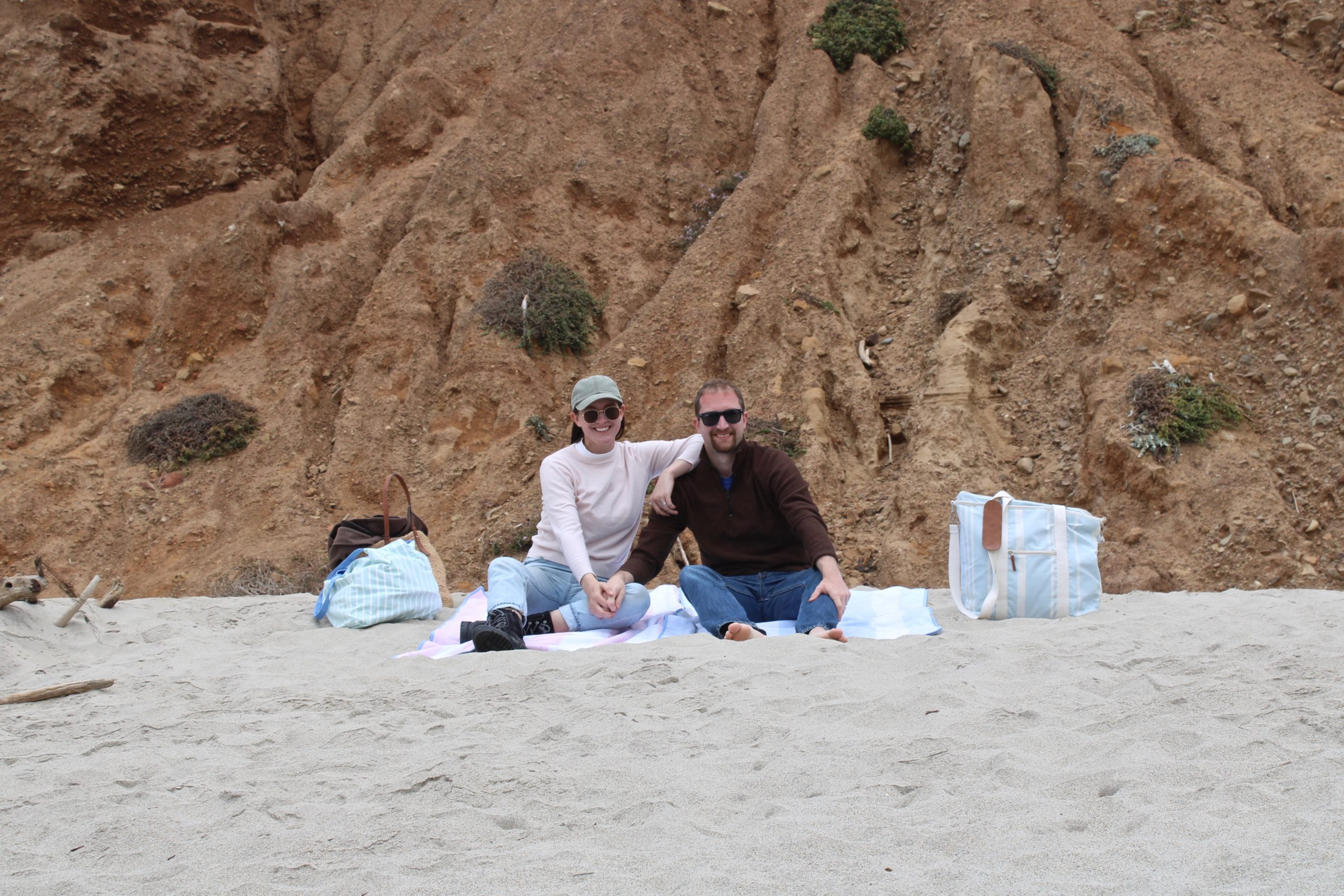 Picnic Pfeiffer Beach