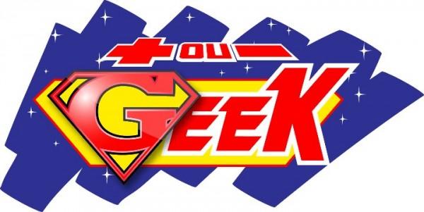 + ou - Geek logo