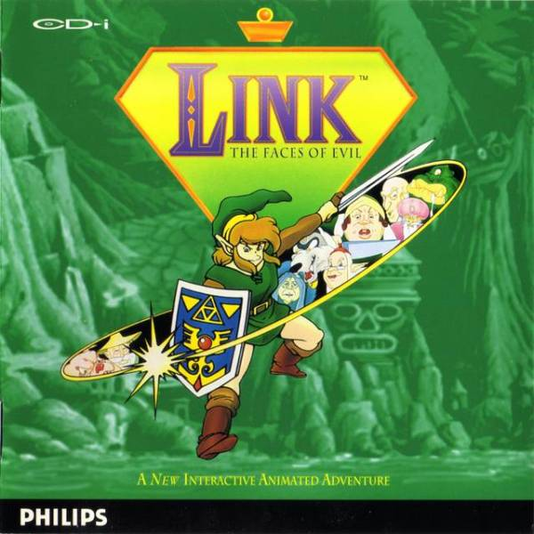 Link : Faces of Evil – Philips CD-I
