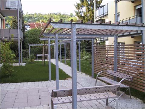 Schlosserei Veit Stahl Metallbau Pergolen