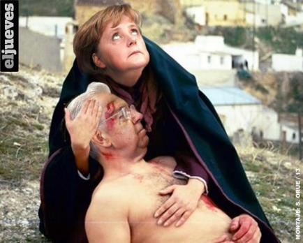 Madonna-Merkel