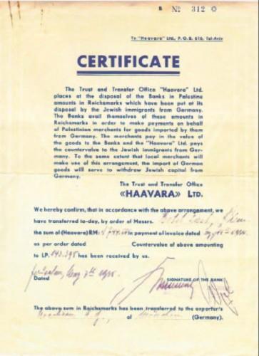 certificata-haavara