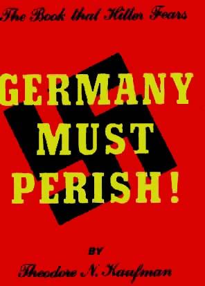 kaufman-Germany-Must Perish