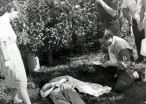 Luglio 1985,  zevio triplice omicidio