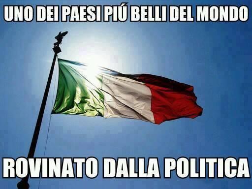ITALIA FINITA