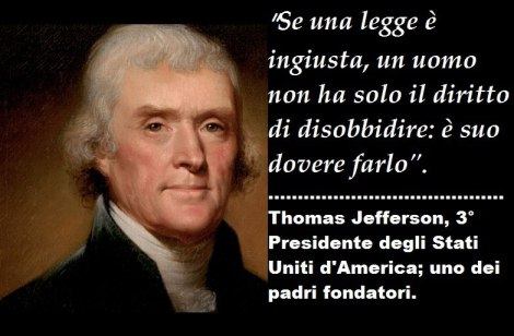 un dovere thomas jefferson