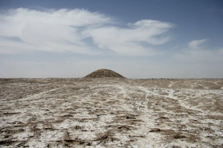 Abu Tbeirah site in southern Iraq. Photo Credit- Italian Archaeological Mission in Iraq
