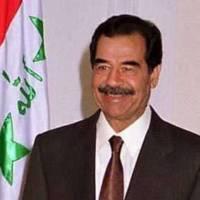 controstoria di Saddam Hussein.