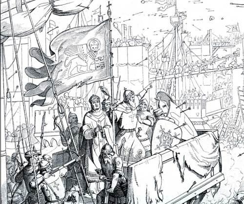 storia veneta e di venezia introduzione.1200