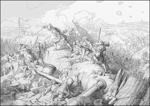 giuseppe-gatteri-1668-a-candia-arrivano-i-francesi