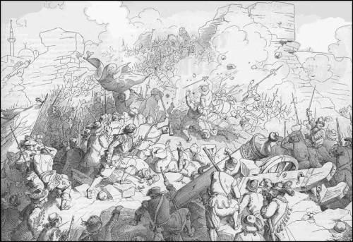 giuseppe-gatteri-1685-morosini-conquista-corone