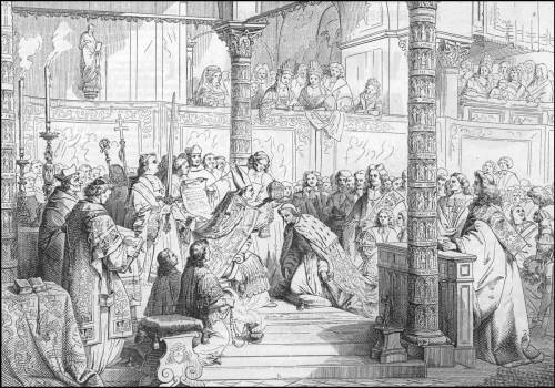 giuseppe-gatteri-1690-morosini-onori-papale-al-doge-