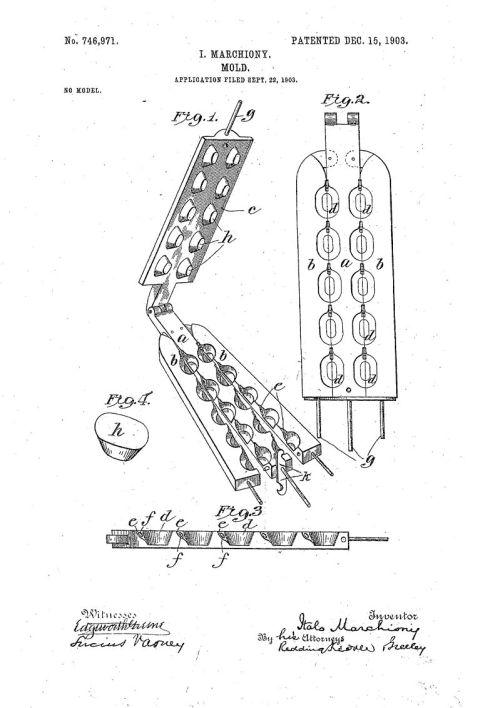 Italo_Marchiony_-_patent