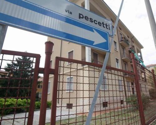 Verona 11/08/2010 cronaca nera vedute di via Pescetti photo Giorgio Marchiori foto per Pignatti