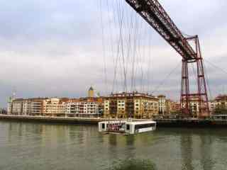 Vizcaya Bridge Spain 1
