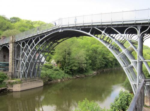The Iron Bridge (1781)