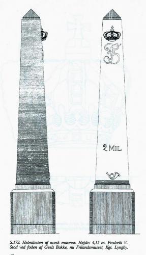 US173, 2-milesten