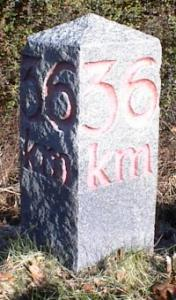 36 km