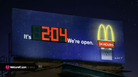 mcdonalds-clock-billboard