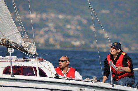 Corsi di vela sul Lago di Como